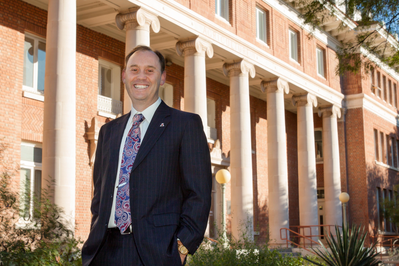 VP Shane Burgess